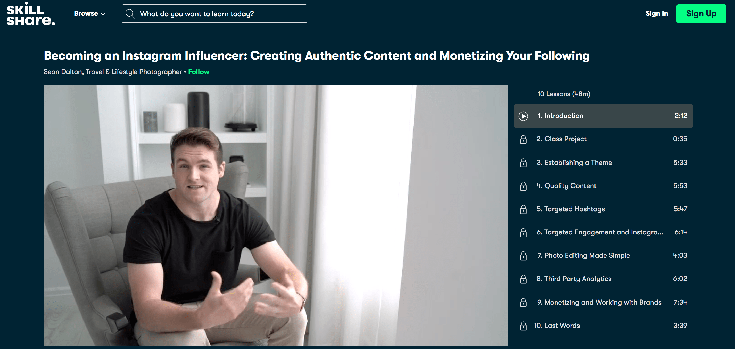 Becoming an Instagram Influencer- Creating Authentic Content and Monetizing Your Following