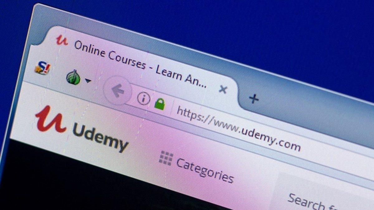 The Udemy Course Platform