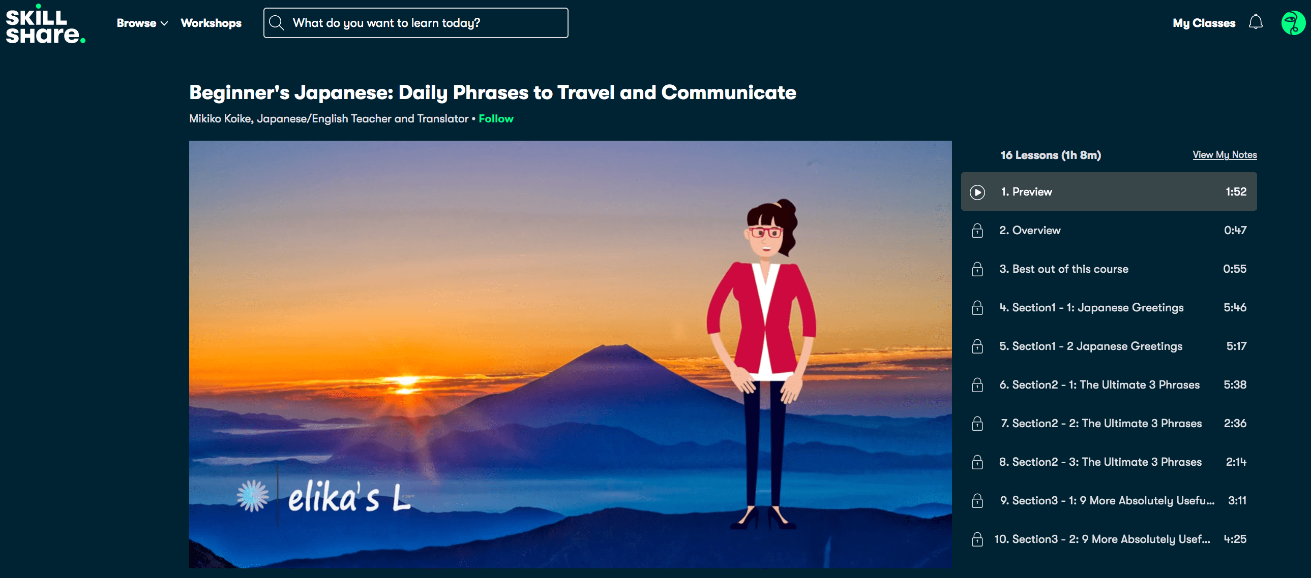 Beginner-s-Japanese-Daily-Phrases-to-Travel-and-Communicate-Mikiko-Koike-Skillshare