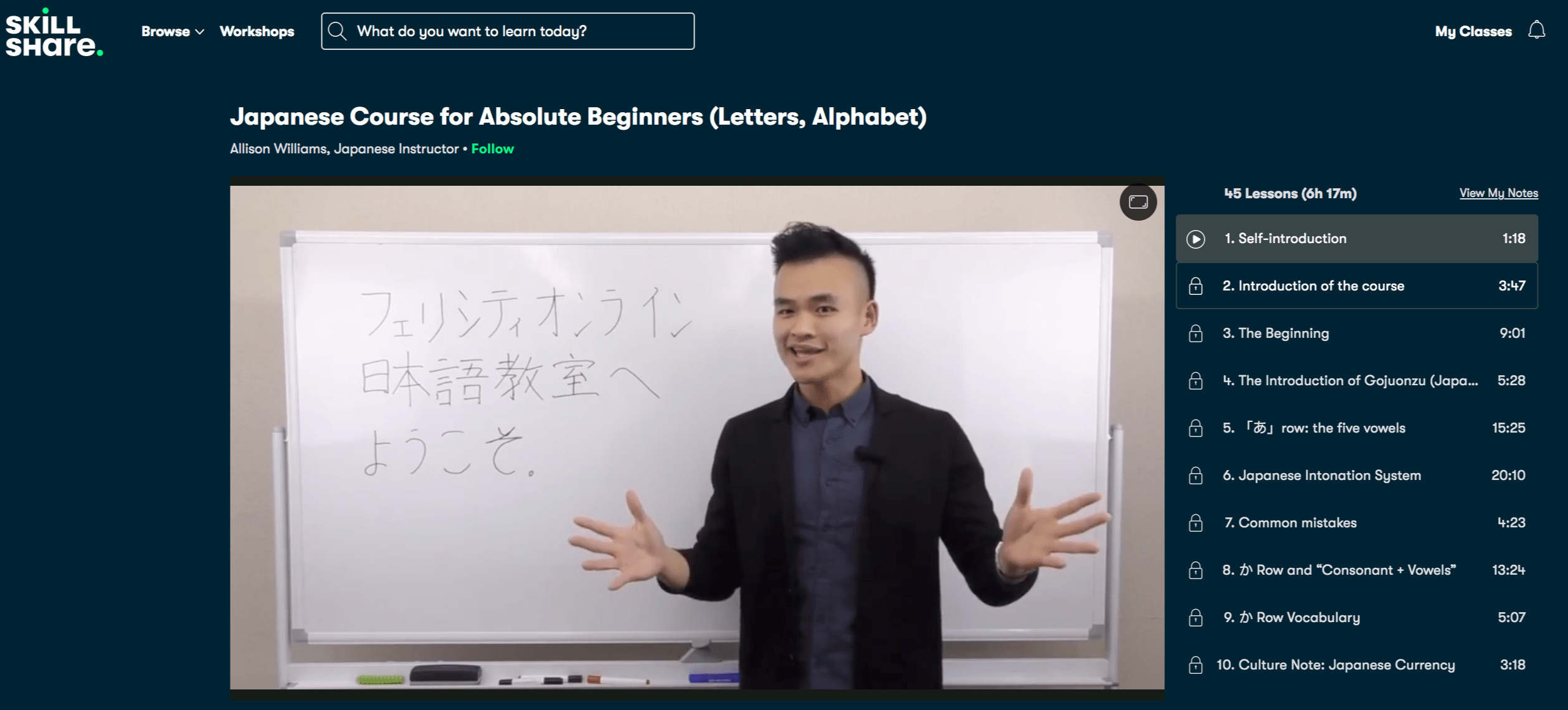 Japanese-Course-for-Absolute-Beginners-Letters-Alphabet-Allison-Williams-Skillshare