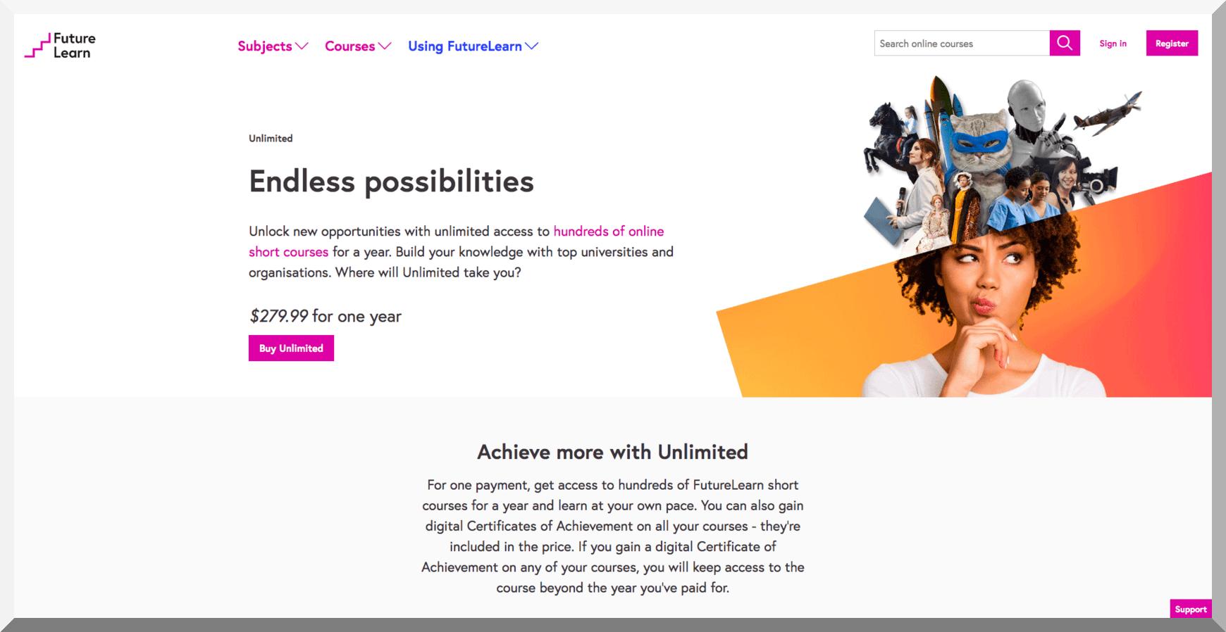 FutureLearn Pricing