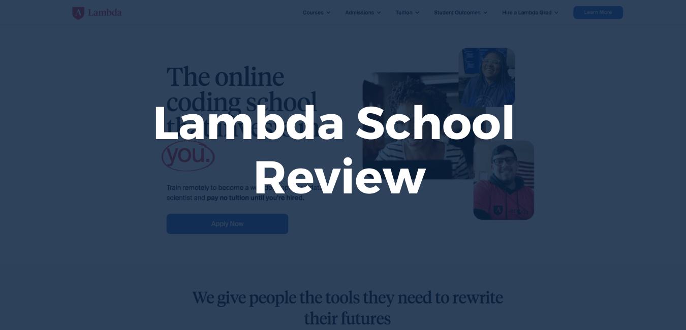 Lambda School Review