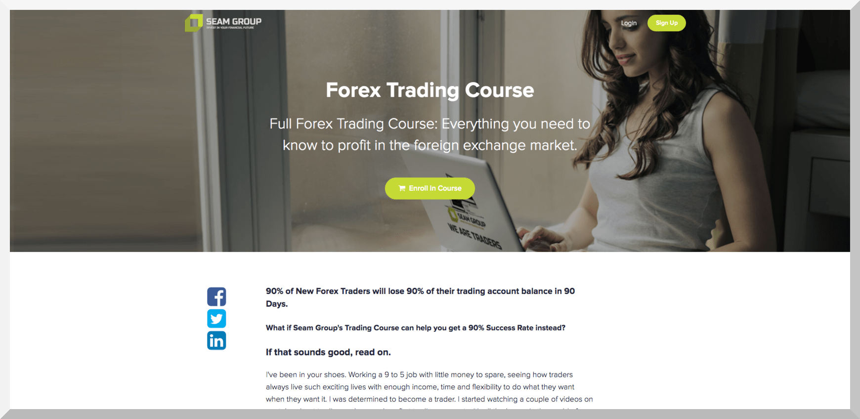 Forex Trading Course – Teachable