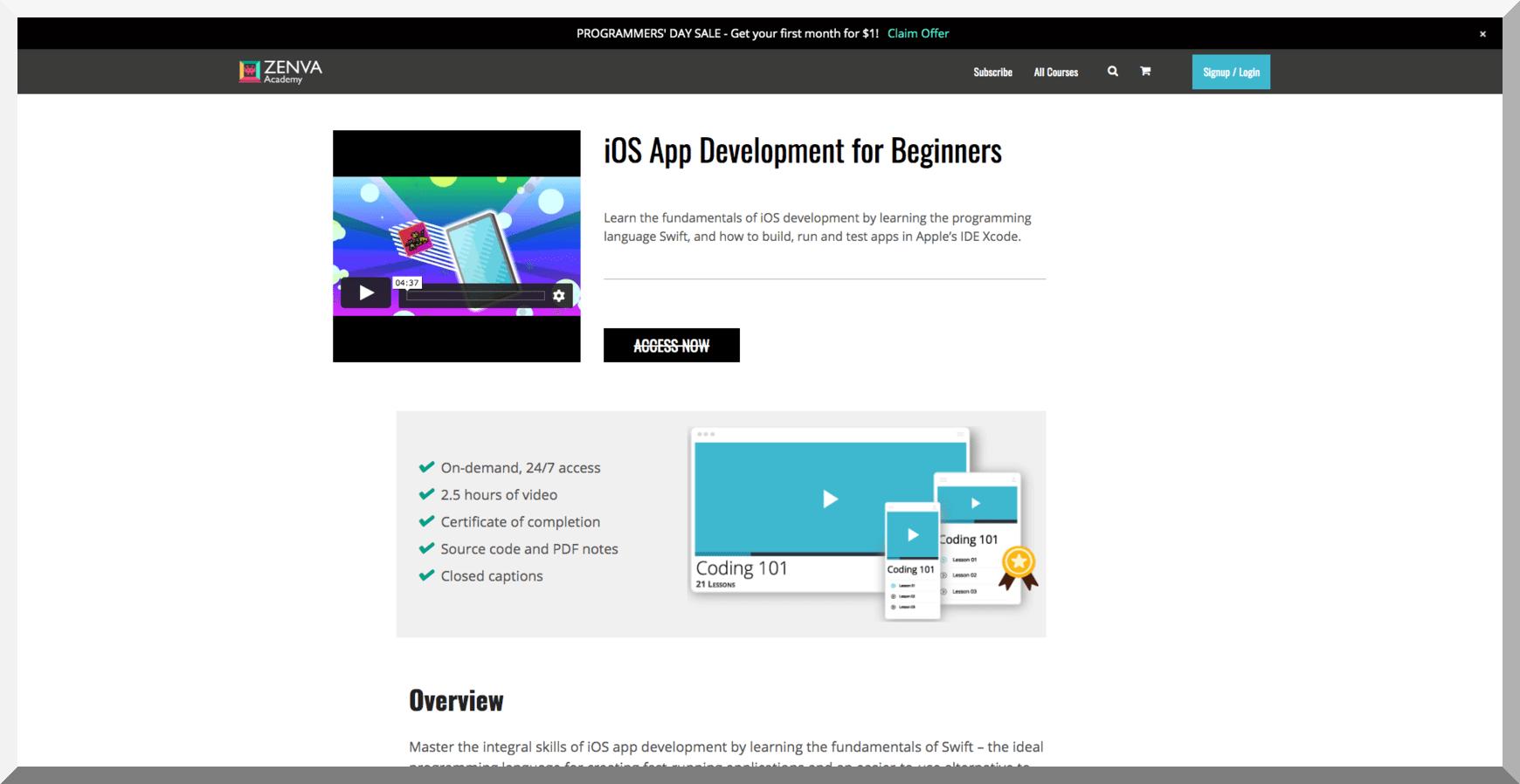 iOS App Development for Beginners – Zenva Academy